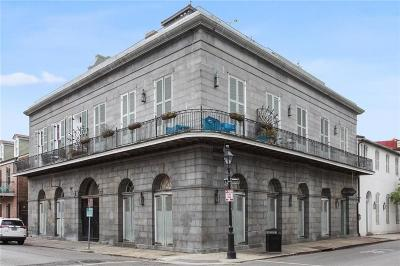New Orleans Multi Family Home For Sale: 1303 Burgundy Street #11