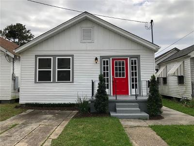 Single Family Home For Sale: 3606 Trafalgar Street