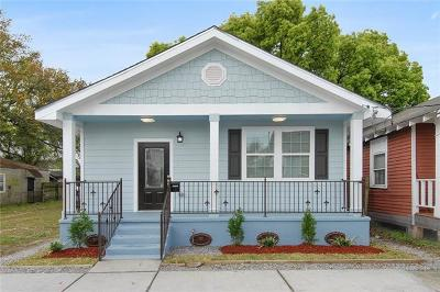 Single Family Home For Sale: 9026 Marks Street