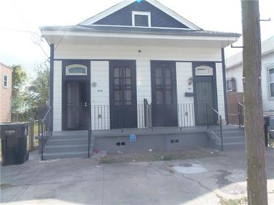 New Orleans Multi Family Home For Sale: 914 N Rocheblave Street