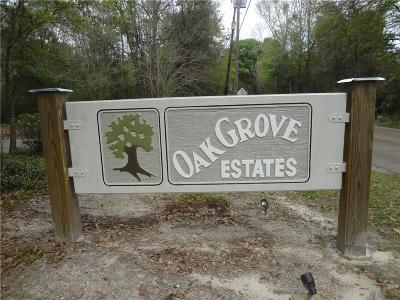 Slidell Residential Lots & Land For Sale: Oak Grove Way