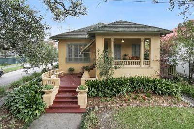 Single Family Home For Sale: 3135 Bell Street