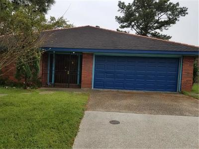 New Orleans Single Family Home For Sale: 6234 Morrison Road
