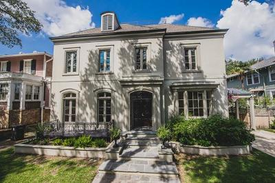 New Orleans Single Family Home For Sale: 310 Audubon Boulevard