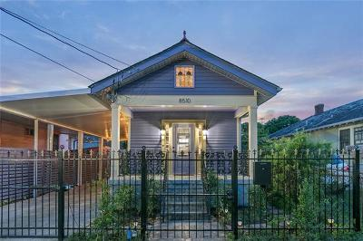 New Orleans Single Family Home For Sale: 8510 Birch Street