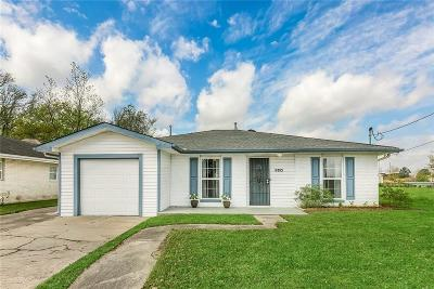 New Orleans Single Family Home For Sale: 6110 Press Drive