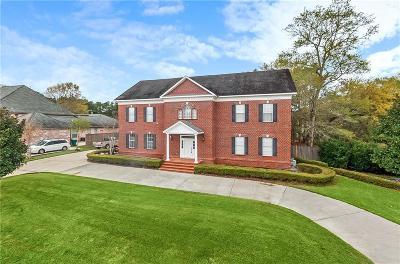 Slidell Single Family Home For Sale: 31 Cross Creek Drive