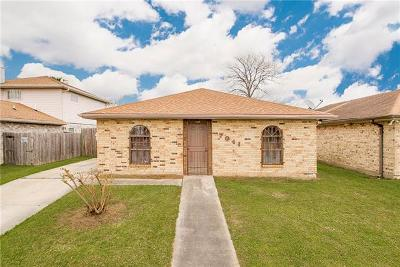 New Orleans Single Family Home For Sale: 7041 Queensway Drive