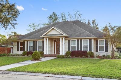 Gretna Single Family Home For Sale: 937 Marlene Drive