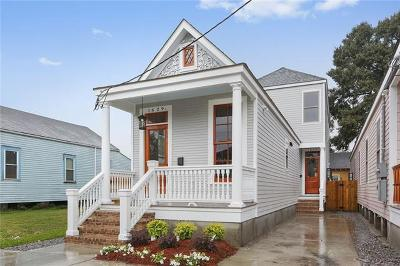 New Orleans Multi Family Home For Sale: 1629 N Rocheblave Street