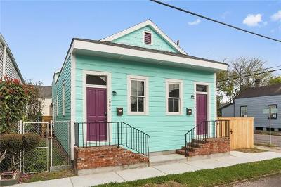 New Orleans Multi Family Home For Sale: 2001-03 Foucher Street