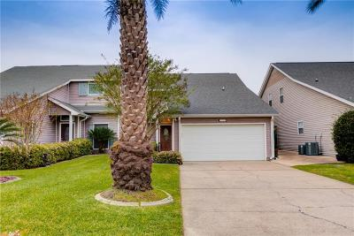 Slidell Townhouse For Sale: 1700 Marina Drive
