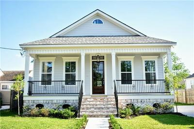 New Orleans Single Family Home For Sale: 2418 Pressburg Street