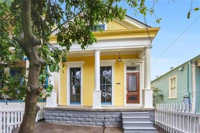 New Orleans Single Family Home For Sale: 3205 Banks Street