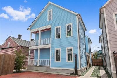 New Orleans Multi Family Home For Sale: 2421 Dauphine Street #B
