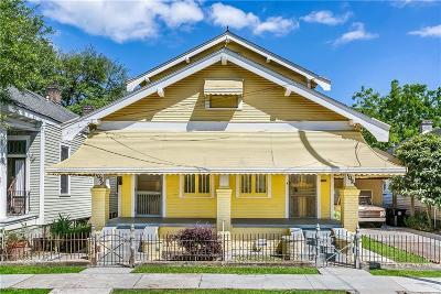 Jefferson Parish, Orleans Parish Multi Family Home For Sale: 1021-23 Poland Avenue