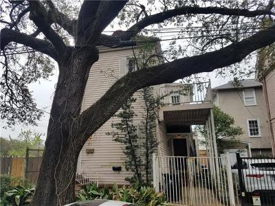 New Orleans Multi Family Home For Sale: 1609 Delachaise Street