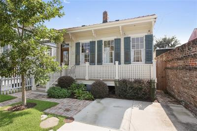 New Orleans Single Family Home For Sale: 1421 General Pershing Street