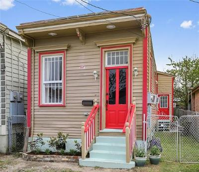 New Orleans Single Family Home For Sale: 807 Harmony Street