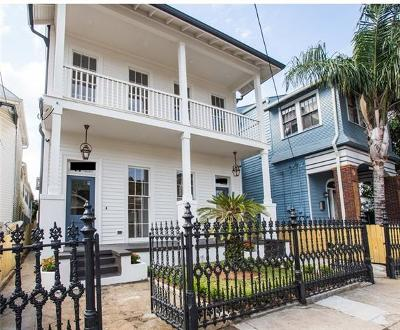 New Orleans Multi Family Home For Sale: 2829 Constance Street #2829