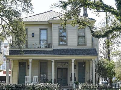 New Orleans Multi Family Home For Sale: 4436 St. Charles Avenue #4