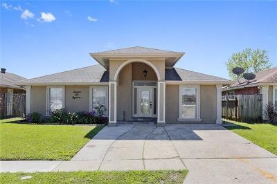 New Orleans Single Family Home For Sale: 11618 Pressburg Street