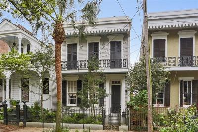 New Orleans Single Family Home For Sale: 1525 Camp Place