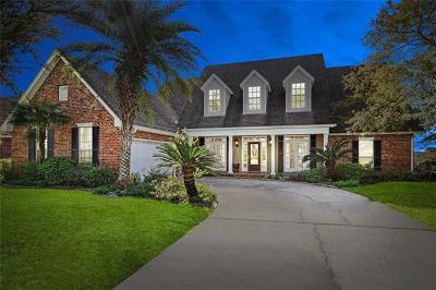 Slidell Single Family Home For Sale: 162 W Augusta Lane