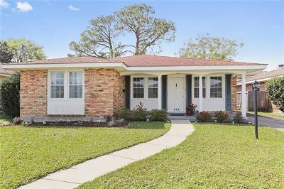 Single Family Home For Sale: 912 W William David Parkway