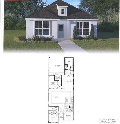 Slidell Single Family Home For Sale: 315 E Lakeshore Village Drive