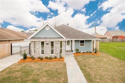 Mereaux, Meraux Single Family Home For Sale: 2704 Marquez Drive