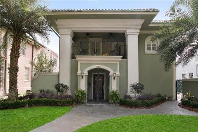 Single Family Home For Sale: 325 Audubon Boulevard