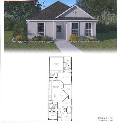 Slidell Single Family Home For Sale: 307 E Lakeshore Village Drive