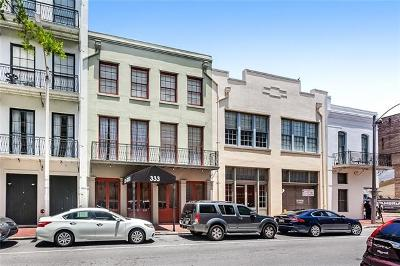 New Orleans Multi Family Home For Sale: 333 Girod Street Street #206