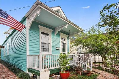 New Orleans Single Family Home For Sale: 8317 Plum Street