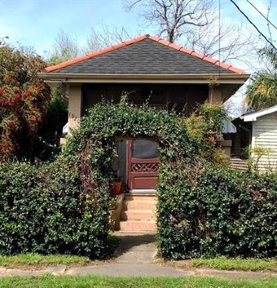 New Orleans Single Family Home For Sale: 1920 Joliet Street