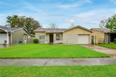 New Orleans Single Family Home For Sale: 3151 Preston Place