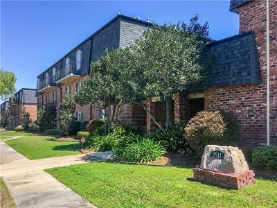 Metairie Multi Family Home For Sale: 2511 Metairie Lawn Drive #201