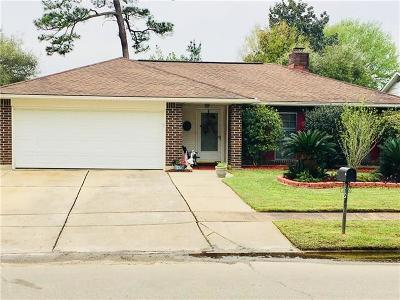 Slidell Single Family Home For Sale: 119 E Queens Drive