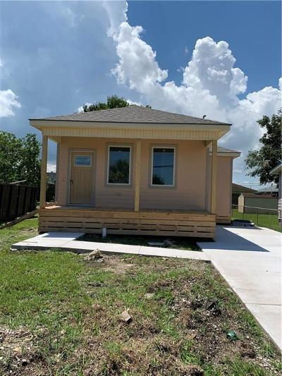 Kenner Single Family Home For Sale: 1513 31st Street
