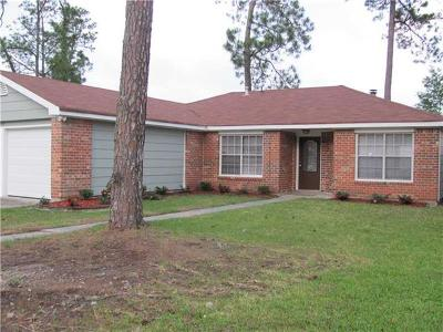 Slidell Rental For Rent: 513 Queen Anne Drive