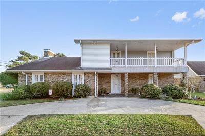 Single Family Home For Sale: 1616 Houma Boulevard