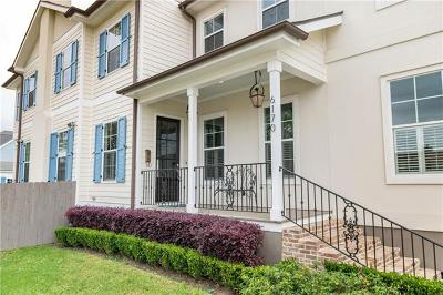 New Orleans Single Family Home For Sale: 6170 Argonne Boulevard