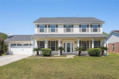 Slidell Single Family Home For Sale: 5334 Clearpoint Drive