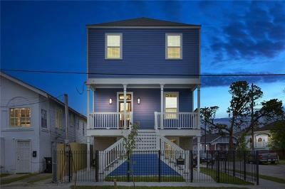 New Orleans Single Family Home For Sale: 3401 Milan Street