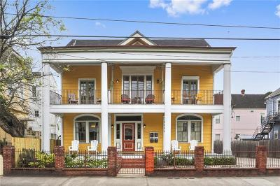 New Orleans Multi Family Home For Sale: 1722 Jackson Avenue #A