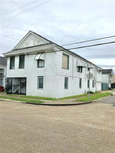 New Orleans Single Family Home For Sale: 2632-34 S Derbigny Street