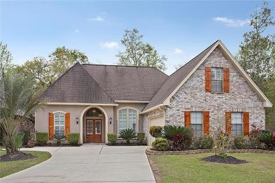 Slidell Single Family Home For Sale: 381 Autumn Lakes Road