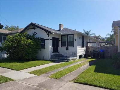 Single Family Home For Sale: 2329 Joseph Street