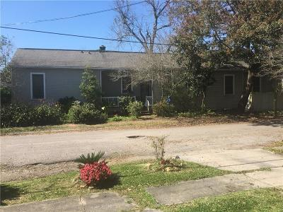 New Orleans Single Family Home For Sale: 286 Lowerline Street